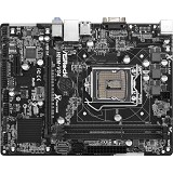 ASROCK Motherboard Socket LGA1150 [H81M-VG4] - Motherboard Intel Socket LGA1150